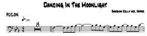 Dancing In The Moonlight - puzon