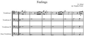 1. M. Albert - Feelings - puzon I